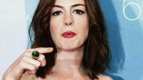 Anne Hathaway: ses photos nues saisies par le FBI