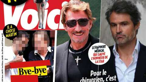 Le long combat de Johnny Hallyday