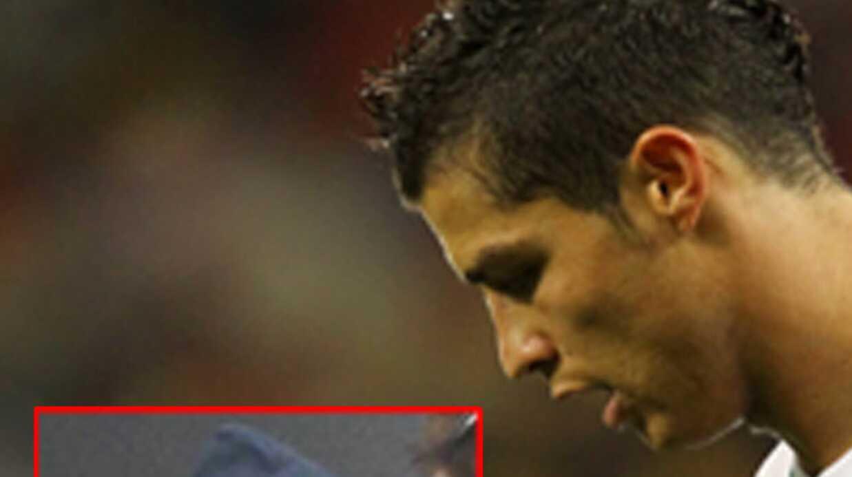 Cristiano Ronaldo: la photo de son fils Junior