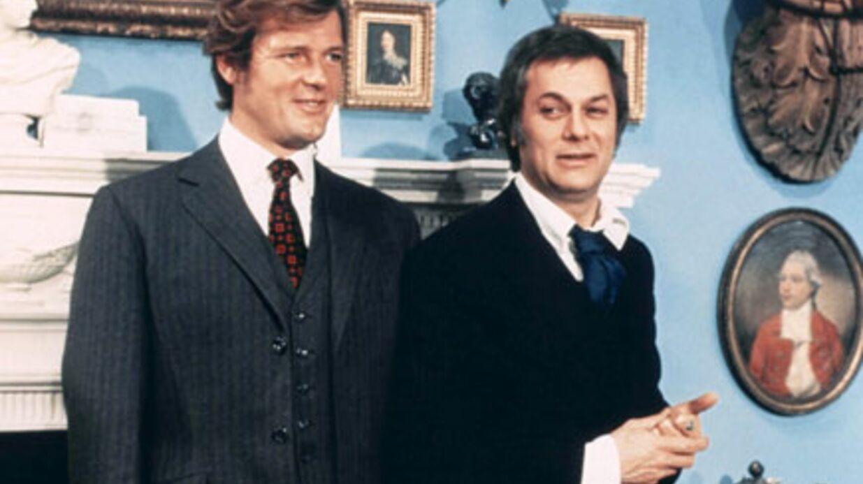 Mort de Tony Curtis: l'hommage de Roger Moore