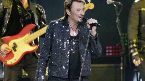 Johnny Hallyday était en concert hier à Bruxelles