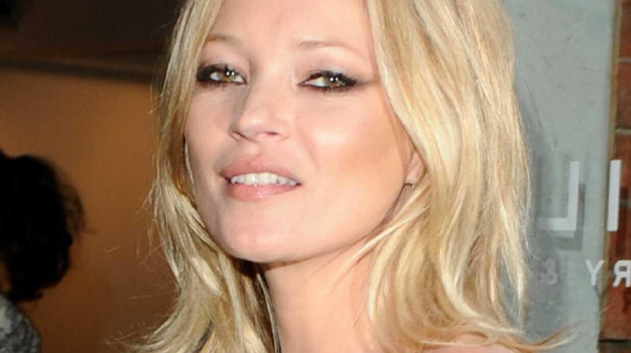 Kate Moss: c'est bientôt terminé avec Topshop