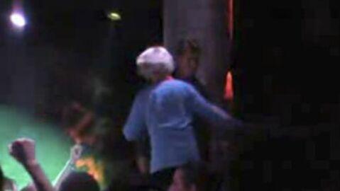 VIDEO Nadine Morano danse au Campus des Jeunes UMP