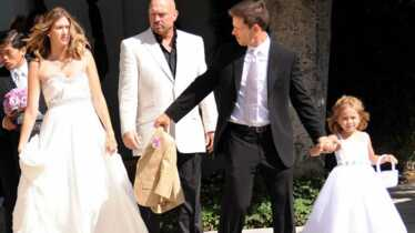 Marié avec Rhea