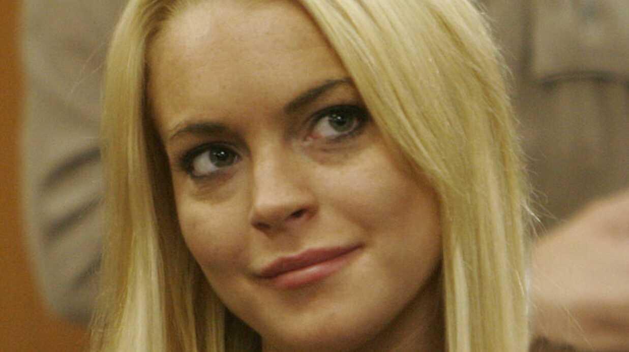 Lindsay Lohan libérée de prison