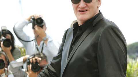 Quentin Tarantino avec Inglorious Basterds à Cannes?