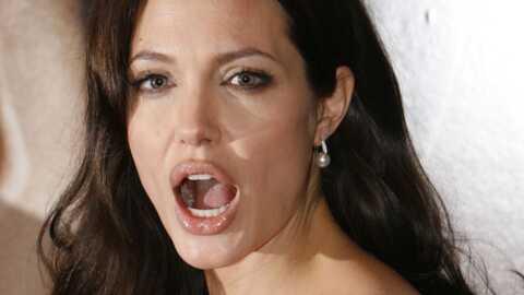 Angelina Jolie ne veut plus qu'on lui parle d'Aniston