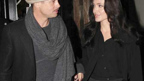Angelina Jolie et Brad Pitt: mariés par Maddox