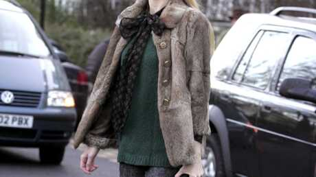 LOOK – Claudia Schiffer la plus classe des top