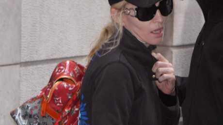 Madonna annule sa tournée en Australie pour cause de crise
