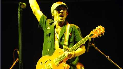 Manu Chao: un titre inédit A Cosa version reggae