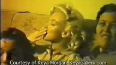 Video : Marilyn Monroe fume un joint de marijuana