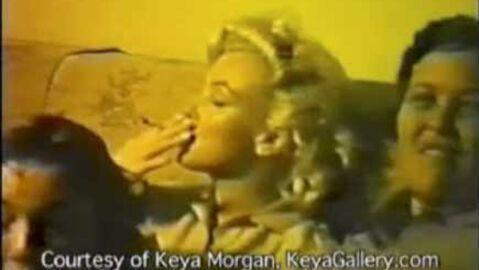 Video: Marilyn Monroe fume un joint de marijuana