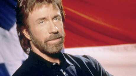 Chuck Norris Texas Ranger à titre honorifique