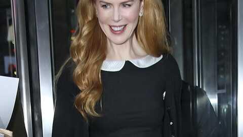 Nicole Kidman: un petit ventre qui nous interroge