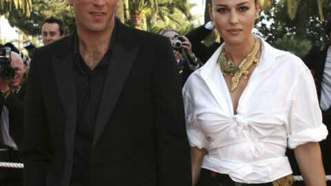 Vincent Cassel confirme la grossesse de Monica Bellucci