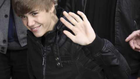 Justin Bieber à Paris le 17 février