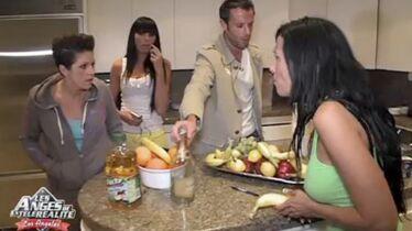 Diana traite Cindy de «face de rat»