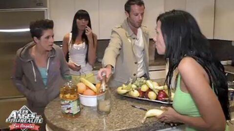 Anges de la télé-réalité: Cindy Sander insultée par Diana