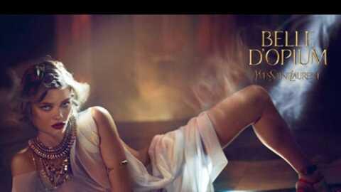 Mélanie Thierry: sa publicité pour Belle d'Opium censurée