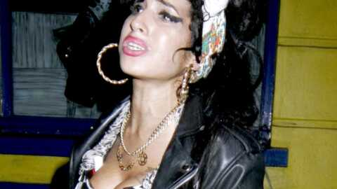 Amy Winehouse Une sortie d'hôpital ça s'arrose