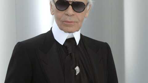 Karl Lagerfeld Dans les cartons