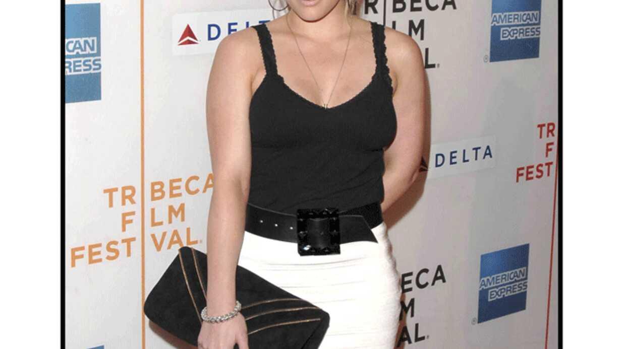 Hilary Duff au casting de Gossip Girl