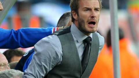 David Beckham sélectionneur de l'équipe d'Angleterre?