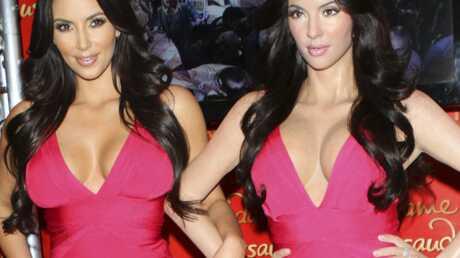 PHOTOS Kim Kardashian a sa statue de cire
