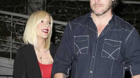 Tori Spelling: son mari hospitalisé après un accident