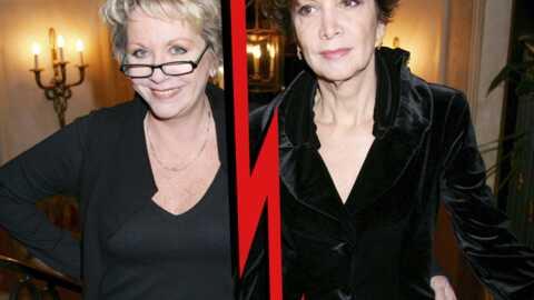 Françoise et Catherine Laborde Les soeurs se font la gueule