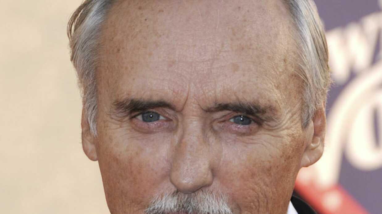 Dennis Hopper: funérailles aujourd'hui au Nouveau-Mexique