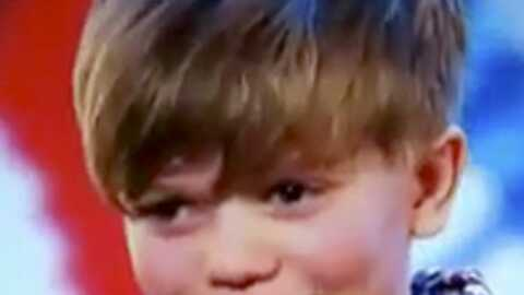 Ronan Parke, 12 ans, favori pour Britain's got talent