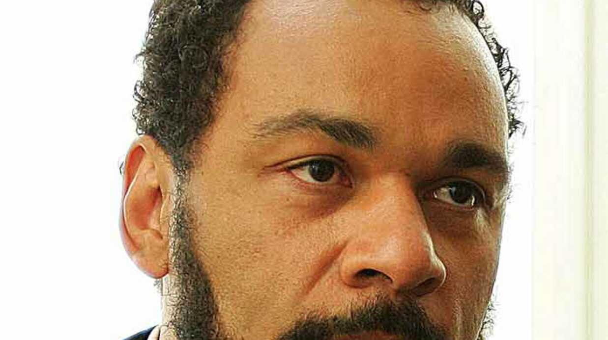 Dieudonné: condamné pour avoir insulté Patrick Bruel