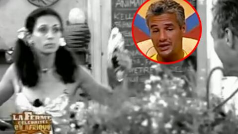 La Ferme Célébrités 3: Farid se lâche sur Adeline