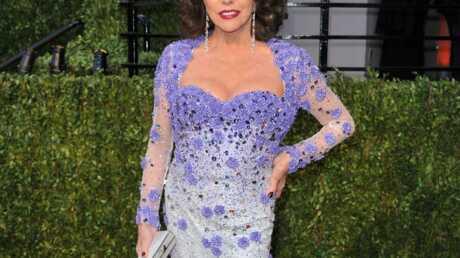 Joan Collins (Dynastie): à l'hôpital après les Oscars