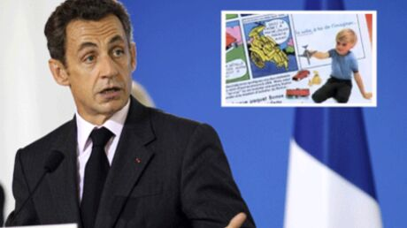 Nicolas Sarkozy à 12 ans dans une pub Bonux
