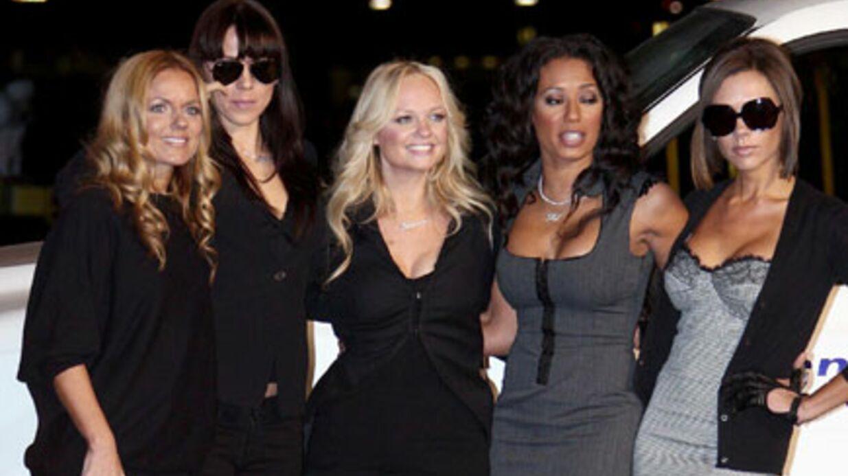 Les Spice Girls sur scène lors des JO de Londres?