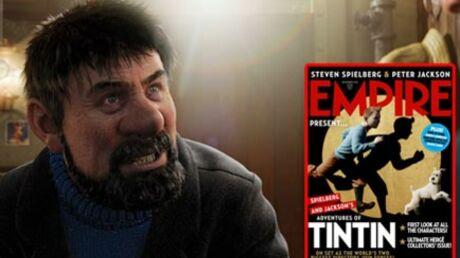 Tintin et le secret de la Licorne: premières images du film