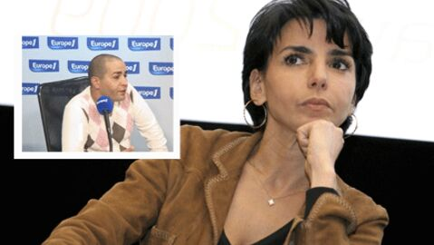 VIDEO: Jamal Dati s'excuse auprès de Rachida sur Europe 1