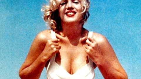 Un film inédit de Marilyn Monroe retrouvé