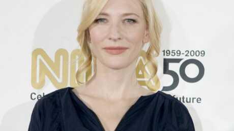 Cate Blanchett blessée durant une représentation à Sydney