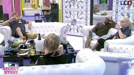 Secret Story 3: Vanessa et Kevin se déchirent