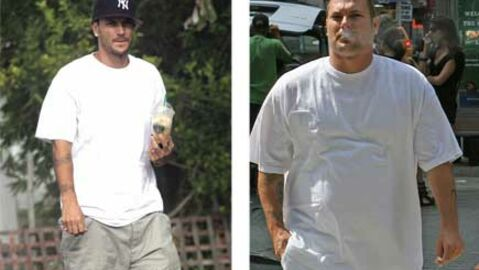 Britney Spears veut mettre Kevin Federline au régime