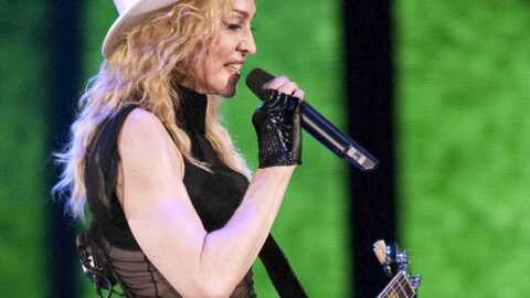 VIDEO : Madonna s'évanouit pendant un live