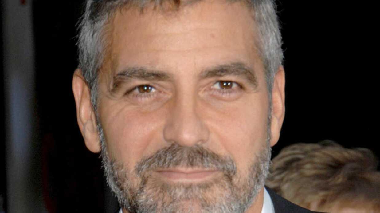 George Clooney George Clooney, héros des temps modernes