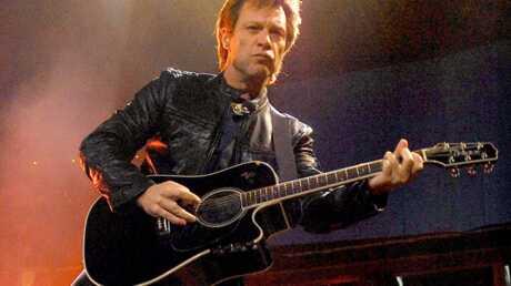 Bon Jovi Votez pour lui!