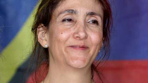 Ingrid Bétancourt élue Femme de l'année 2008