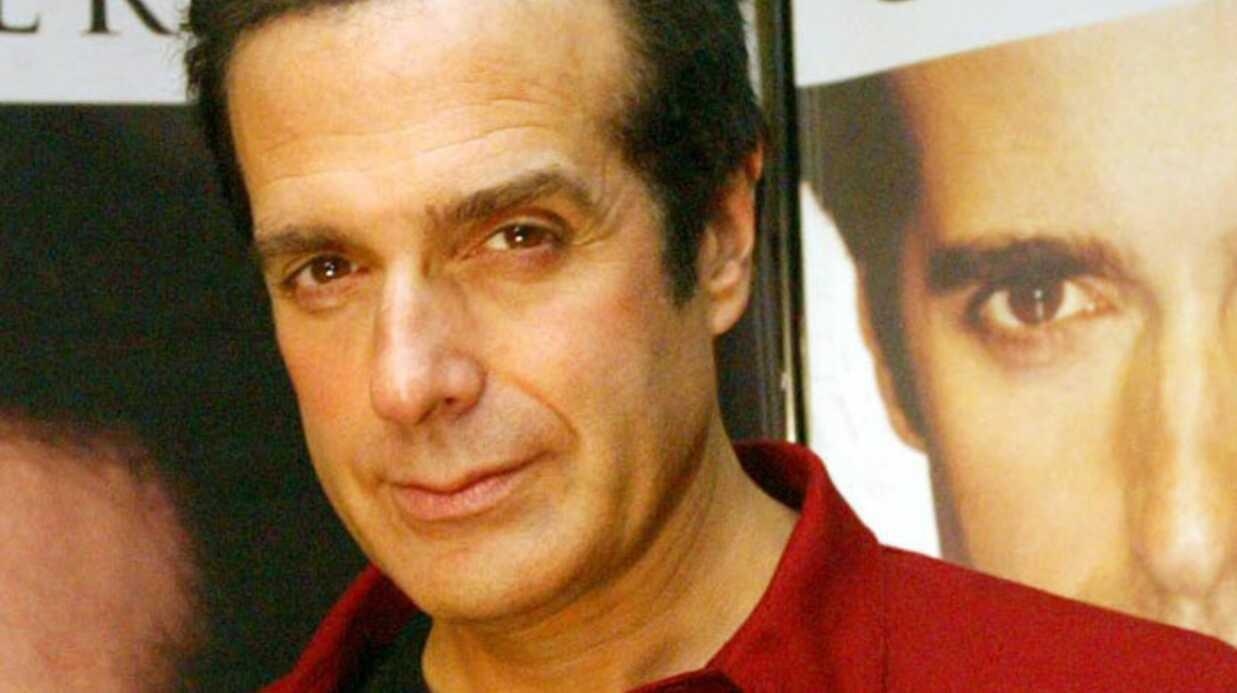 David Copperfield objet d'une plainte pour agression sexuelle