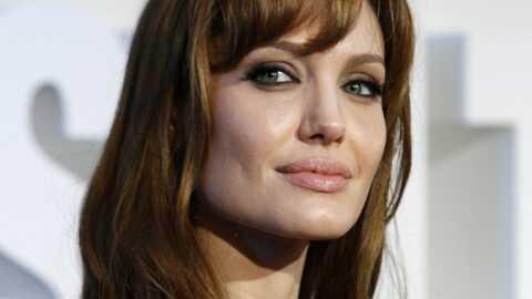 Angelina Jolie cuisine pour sa famille